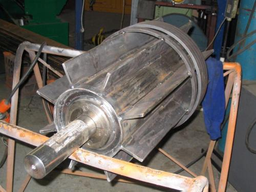 Pulley Fabrication