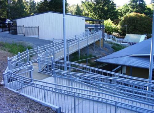 Balustrade  Walkways
