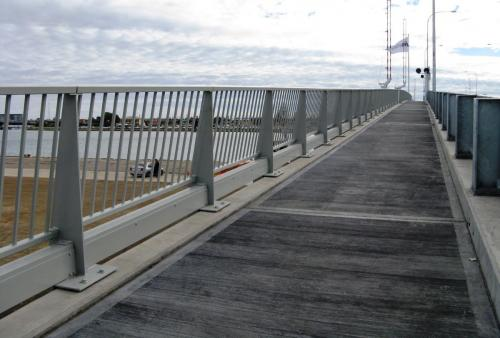 Port River Bridge Balustrade