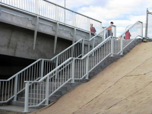 Port River Bridge Staircase