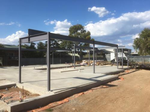 Residential  Commercial Steelwork  Installation